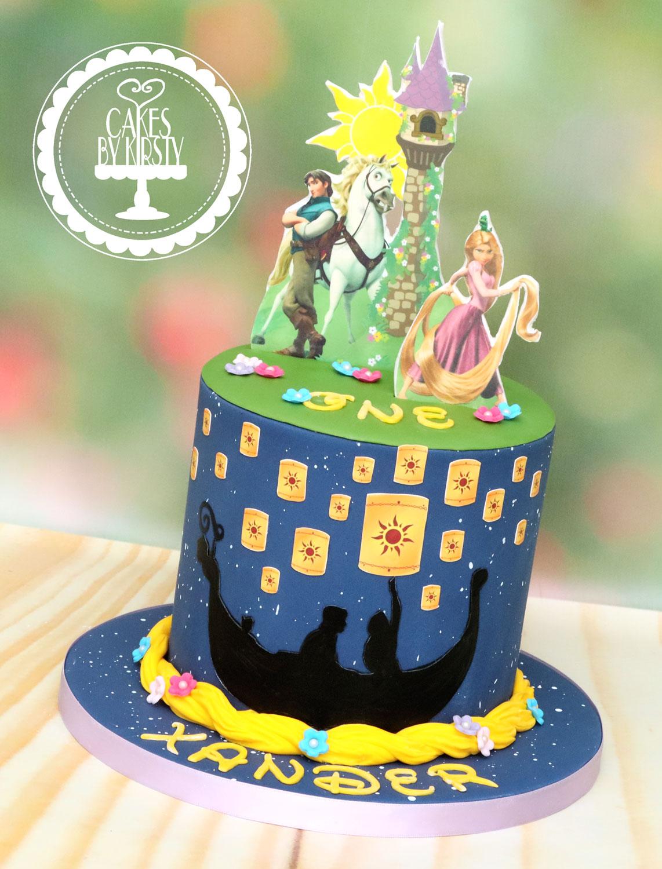 20201018 - Tangled Cake