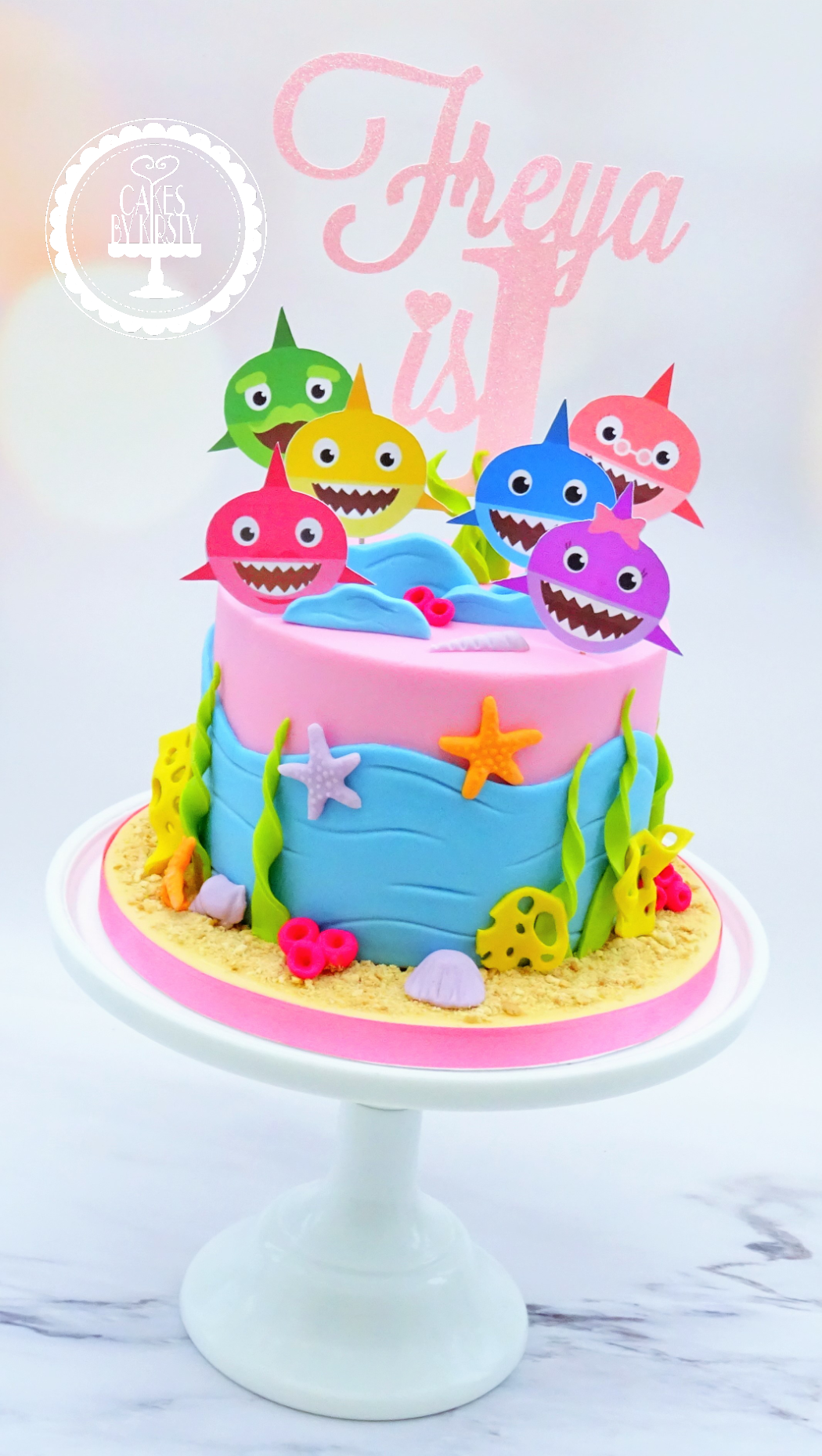 Wondrous Cakes By Kirsty Childrens Cakes Funny Birthday Cards Online Fluifree Goldxyz