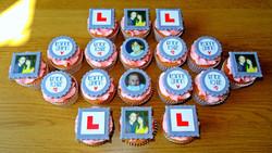 Hen Do Cupcakes