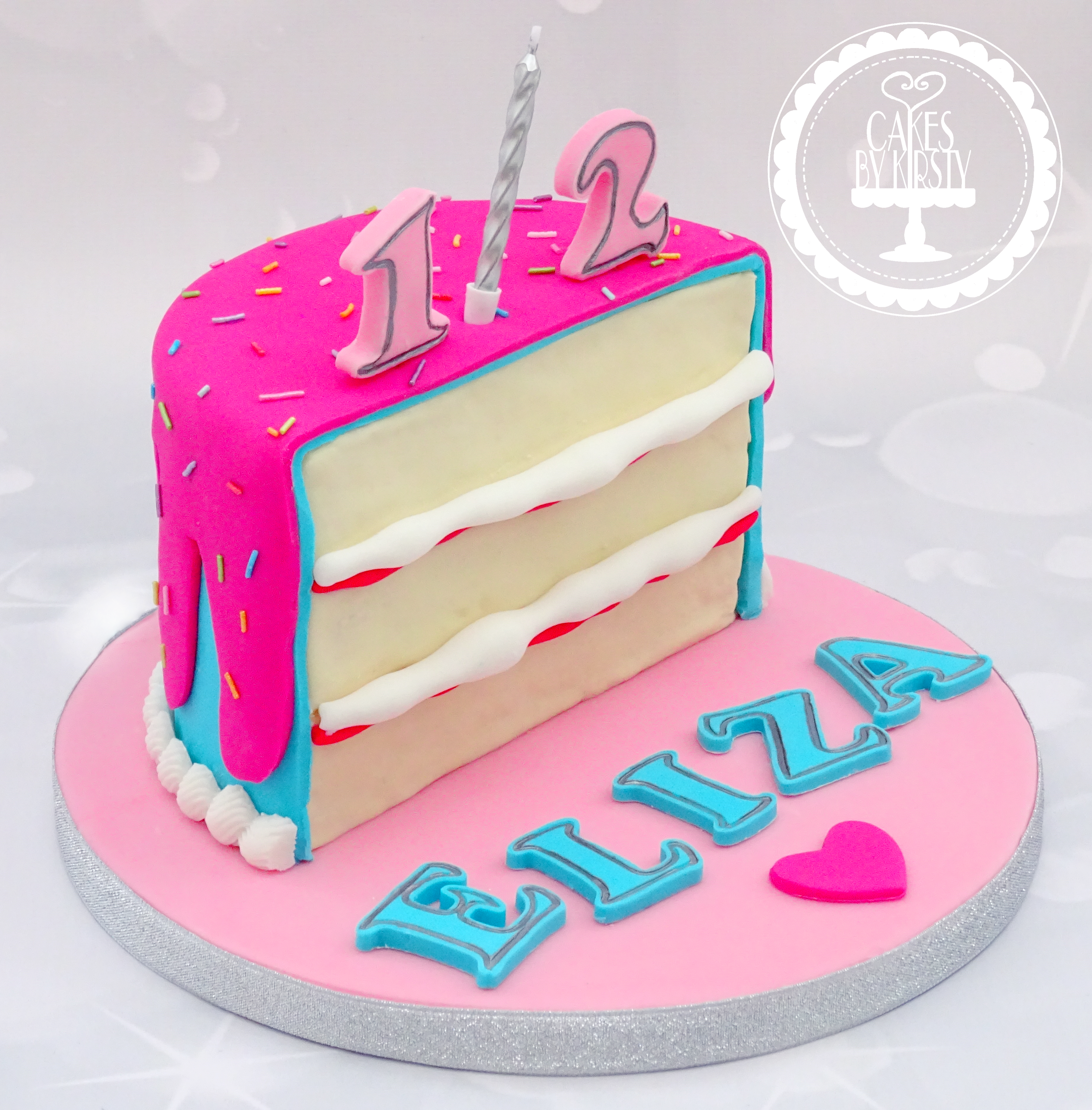 Astonishing Cakes By Kirsty Childrens Cakes Personalised Birthday Cards Paralily Jamesorg