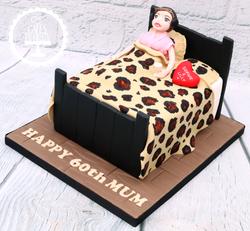 20190816 - Bed 60th Birthday Cake