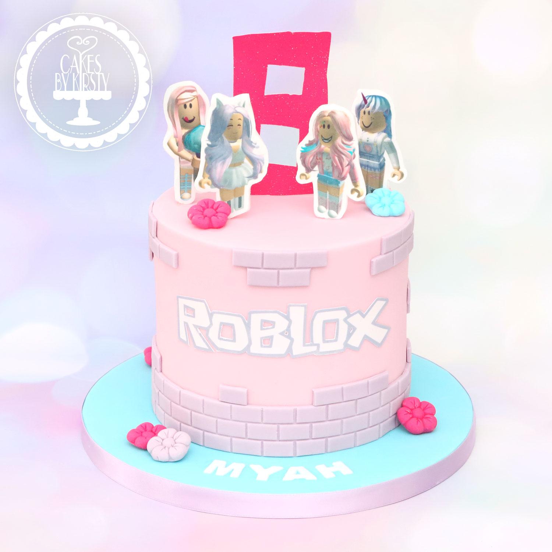 20201031 - Roblox Cake