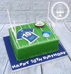 18th Rugby/ Yorkshire Carnegie Cake