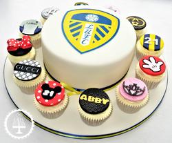 Favourite Things Cake & Cupcakes