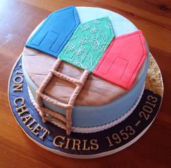 Chalet Cake