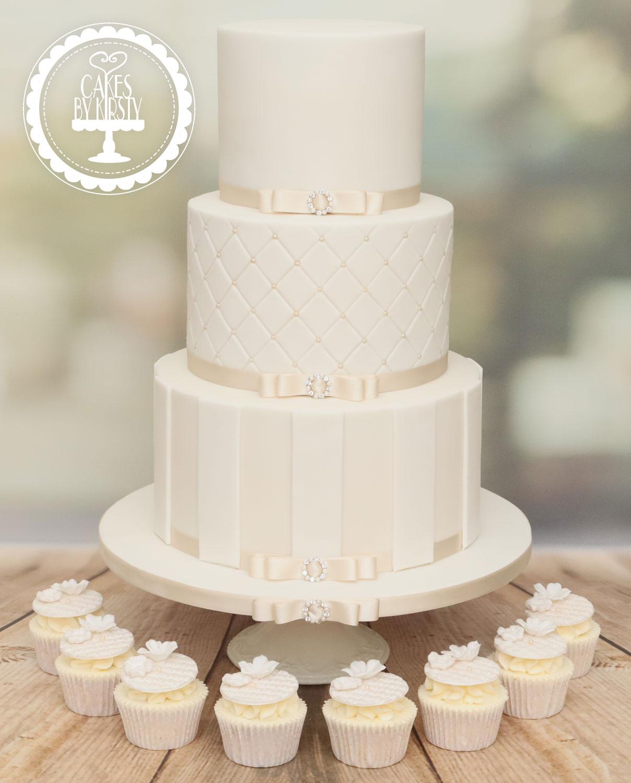 20200221 - Wedding Cake & Cupcakes