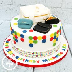 20190913 - Ebay Shopper Bag Cake