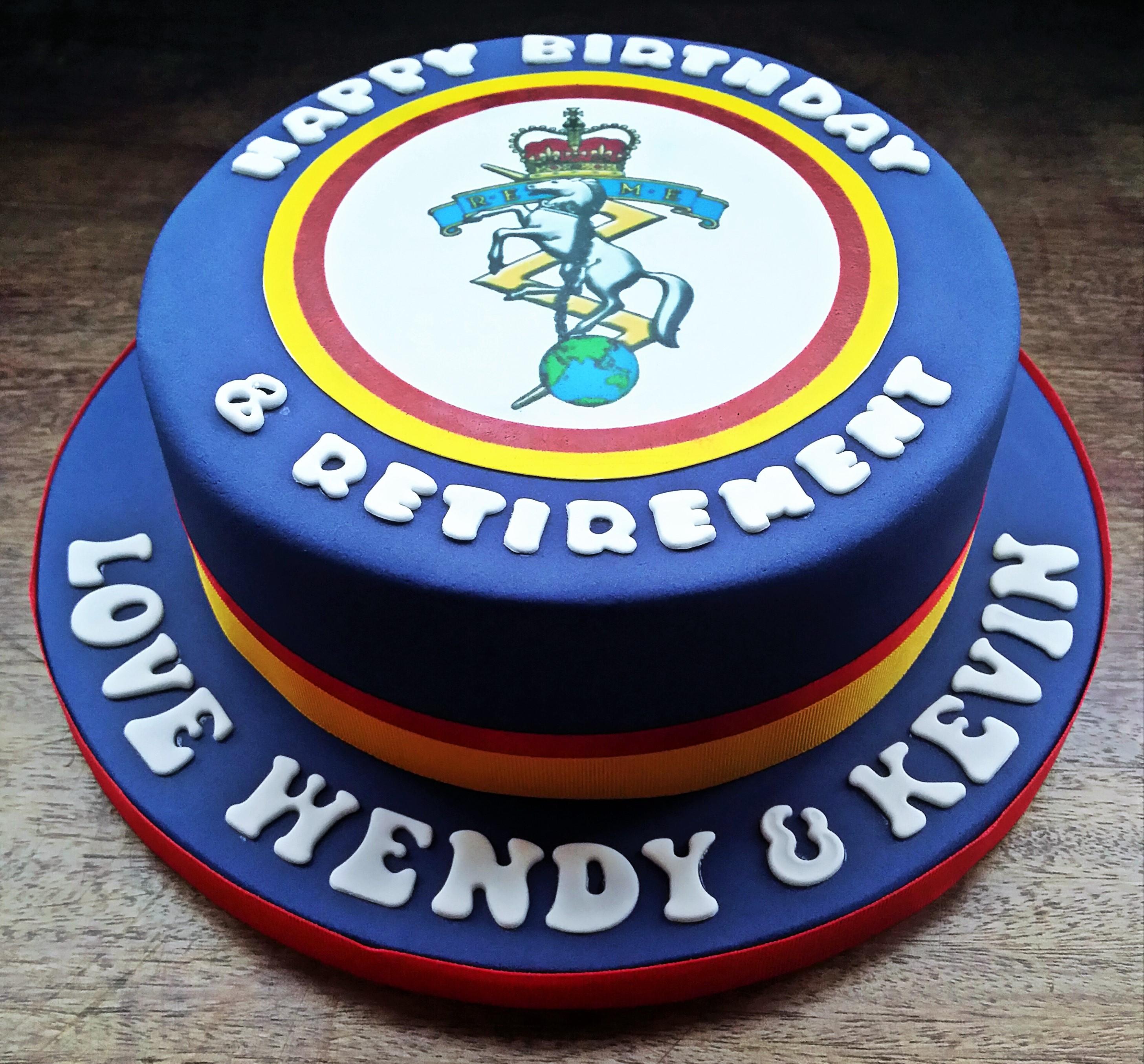 REME Cake
