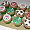 """Thumbnail: Football - Any Team - 12x 2.25"""""""