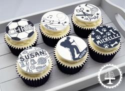 Hobby Cupcakes