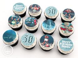 20200320 - Boxing Cupcakes