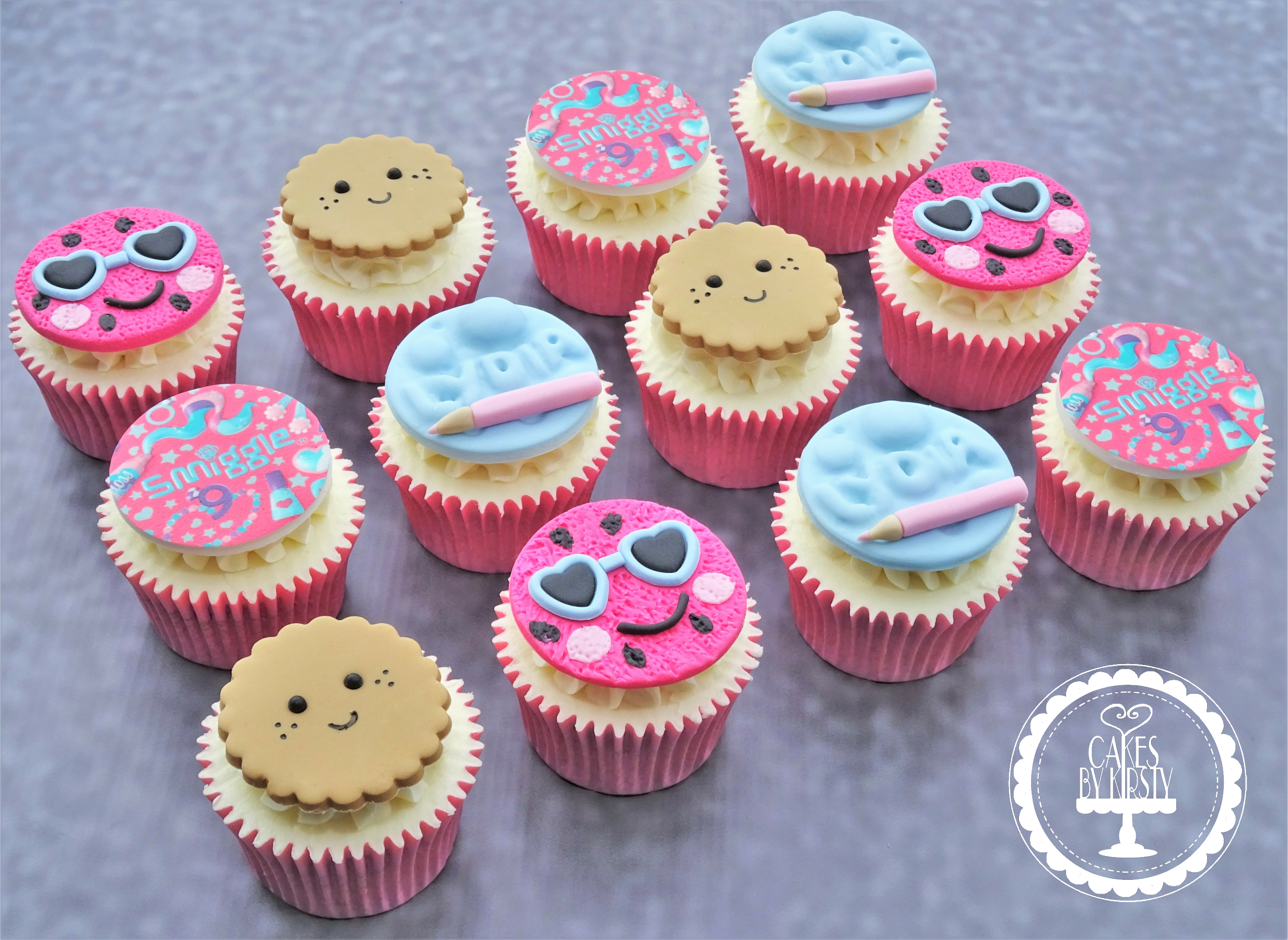 Smiggle Cupcakes
