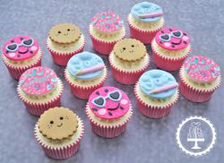Smiggle Cupcakes