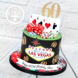 20200828 - Las Vegas Cake