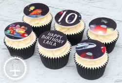 20210130 - Among Us Cupcakes