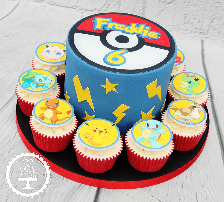 20200321 - Pokemon Cake