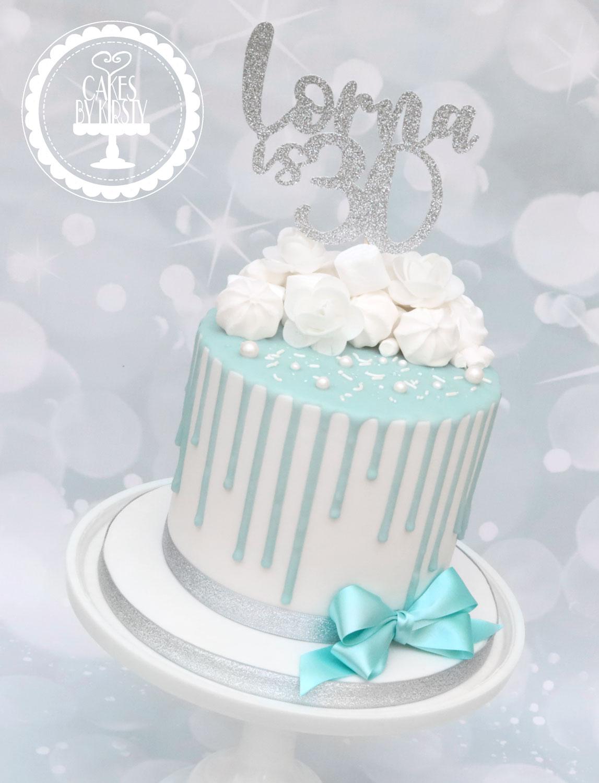 20191012 - 30th Drip Cake