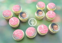 Godparents Cupcakes