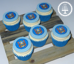 Farsley Celtic Cupcakes