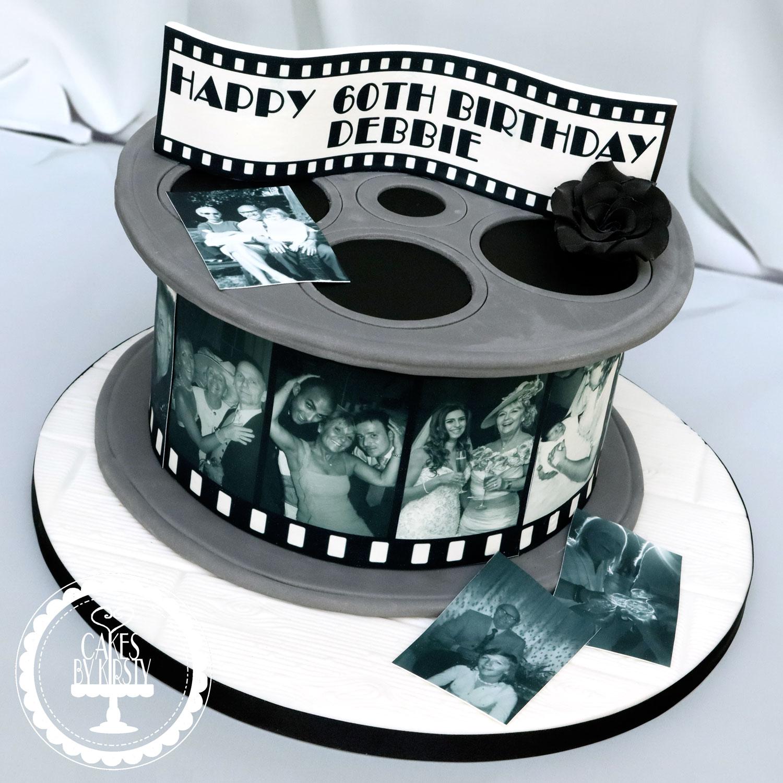20200126 - Film Reel Cake