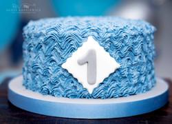 Adam - Cake Smash 2