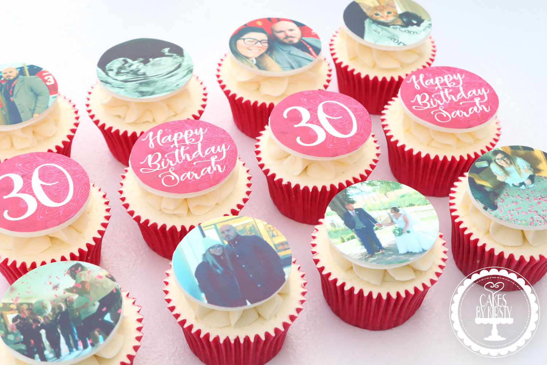 20201122 - Photograph Cupcakes