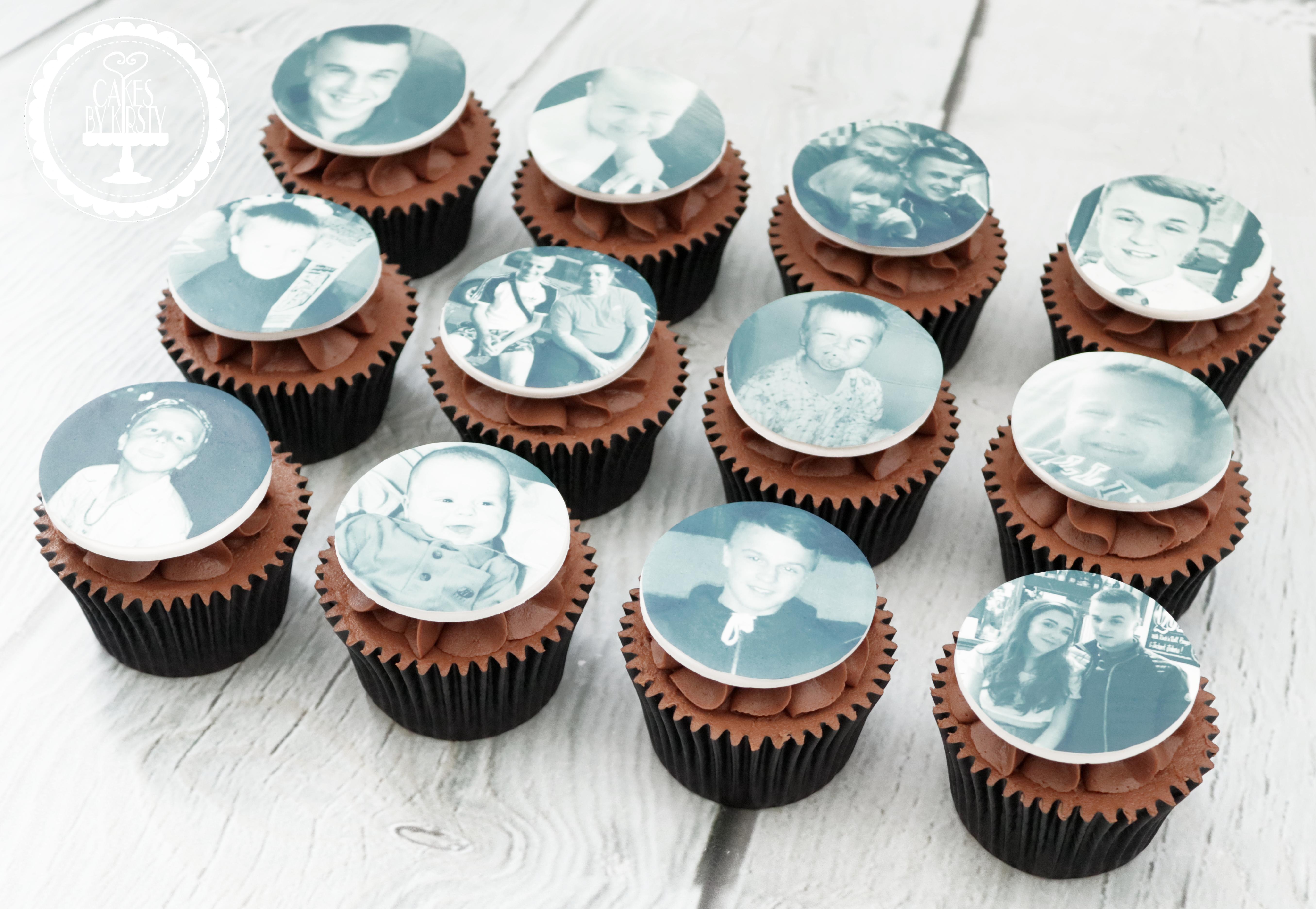20190803 - Edible Image Cupcakes