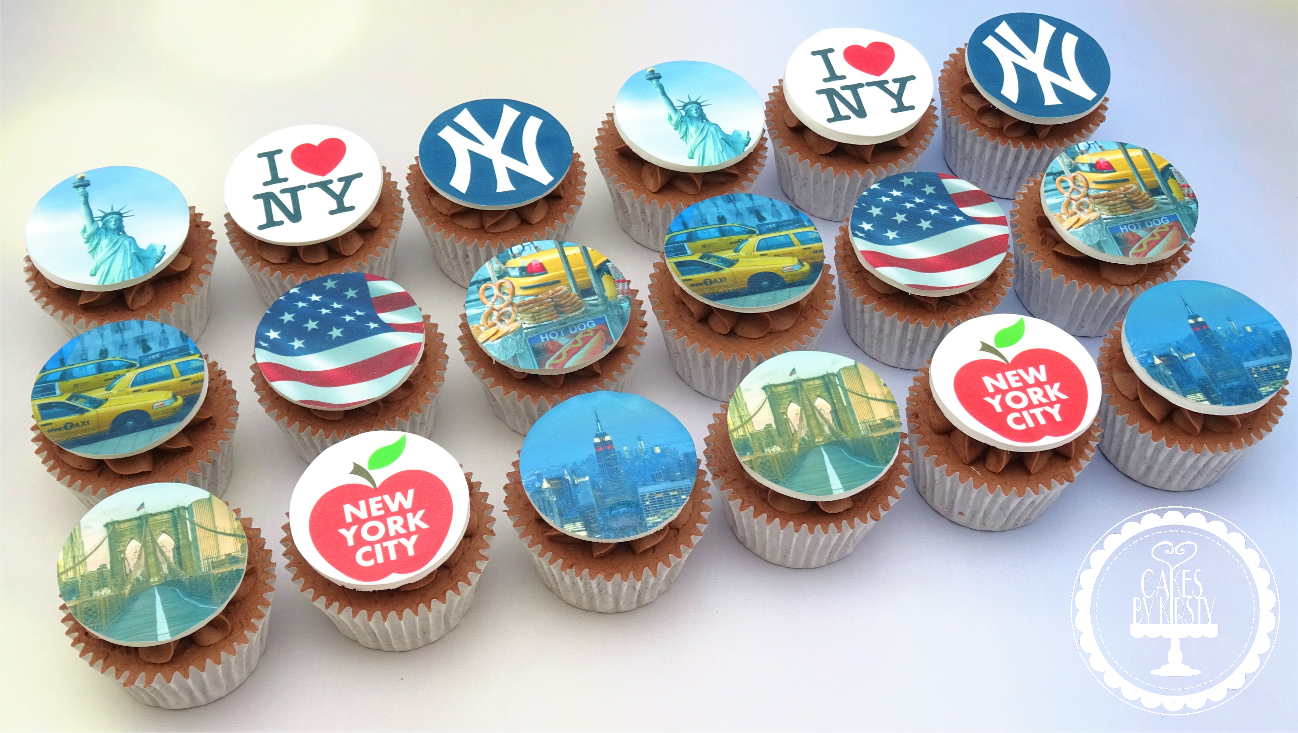 NYC Cupcakes
