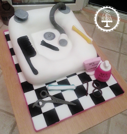 201302 - Hairdressers Sink Cake