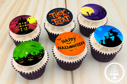 20201031 - Halloween Cupcakes