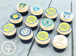 20200312 - Leeds United Cupcakes