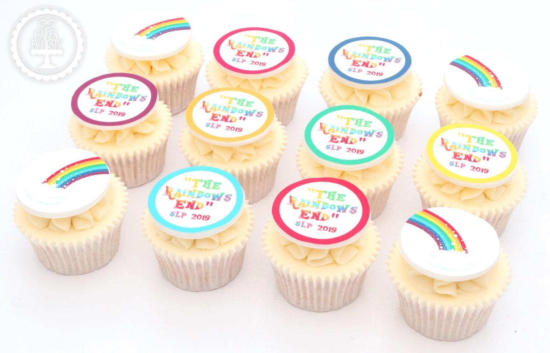 20191025 - SLP Dance Show Cupcakes