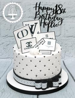 20190927 - Designer Brands Cake