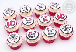 20210119 - Panda Cupcakes