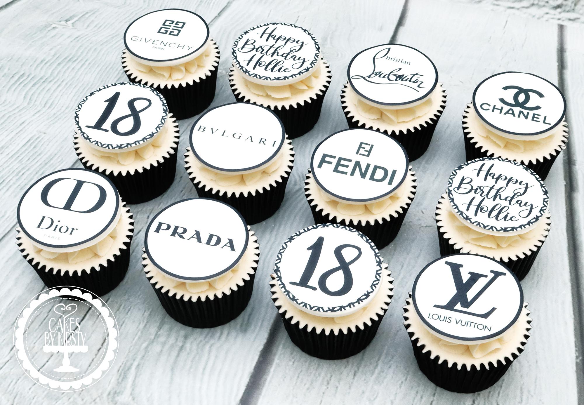 20190927 - Designer Brands Cupcakes