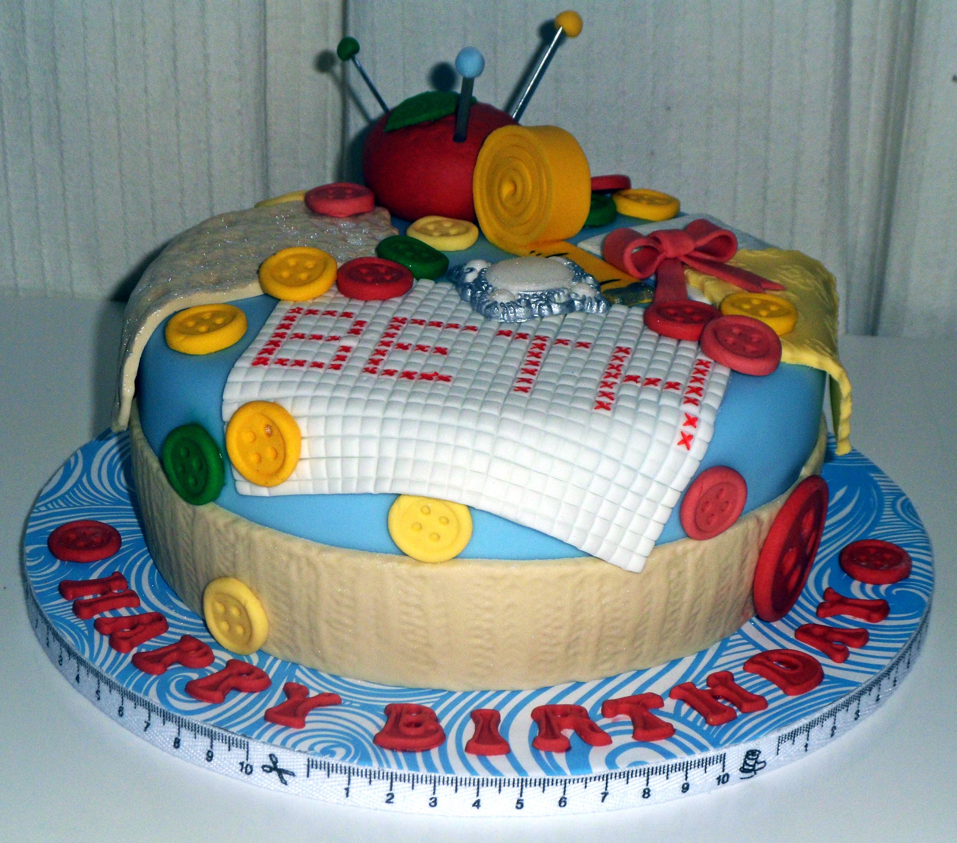Craft Cake