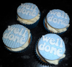 Well Done Cupcakes
