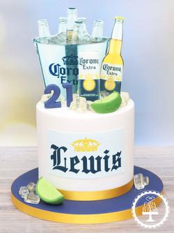 20200905 - Corona Cake