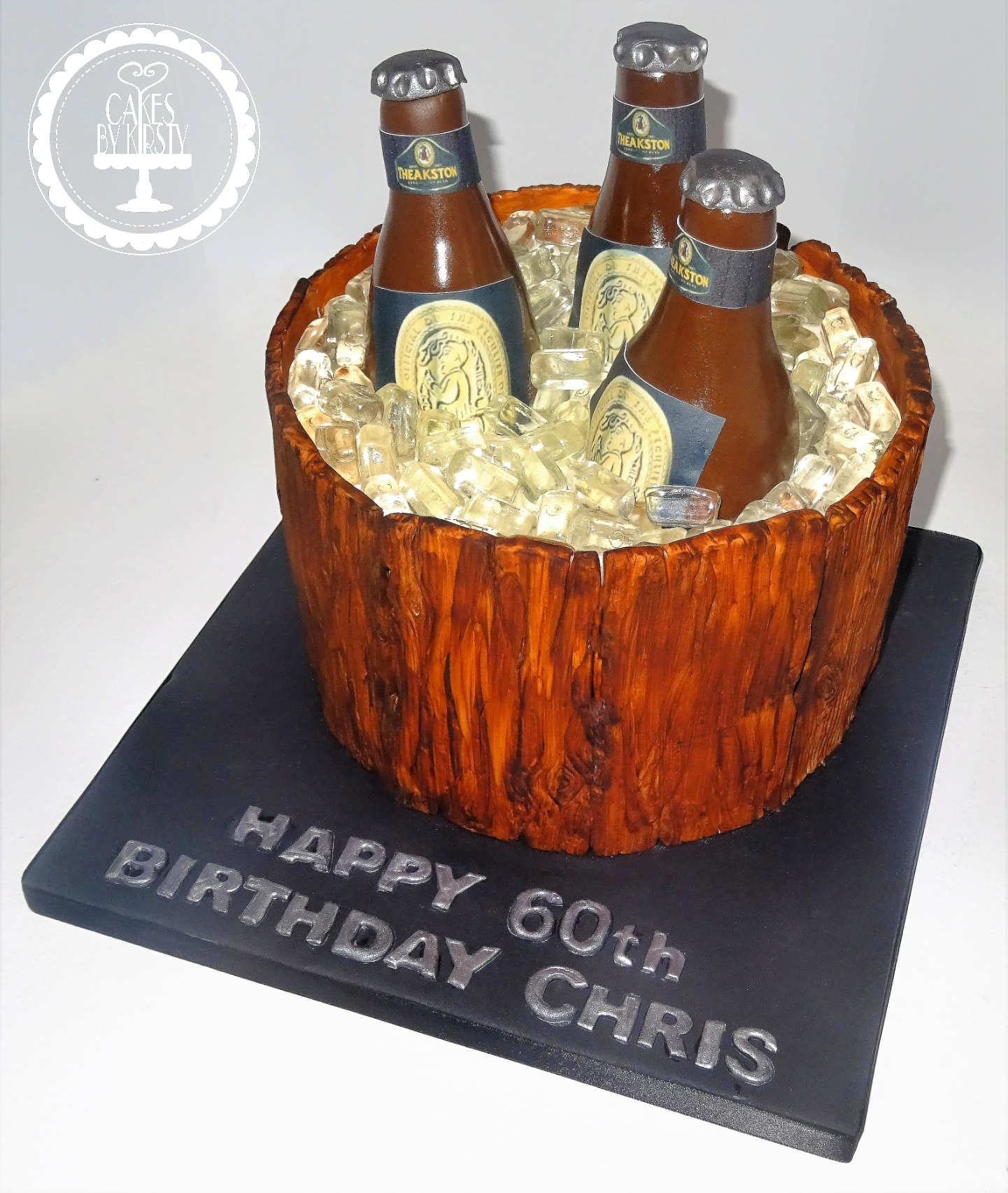 Beer Barrell Cake