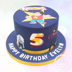 20200111 - Steven Universe Cake