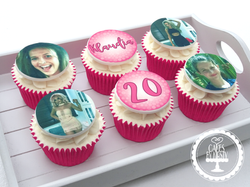 20190706 - 20th Birthday Edible Image Cu
