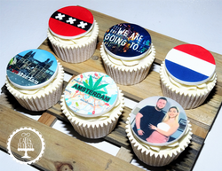 Amsterdam Cupcakes