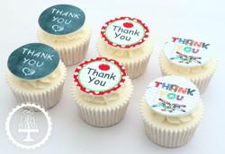 20200716 - Thank You Teacher Cupcakes