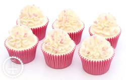 20200221 - Pink Sprinkle Cupcakes