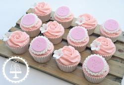 Bride to Be Hen Do Cupcakes
