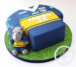 20190725 - Leeds Rhinos Rugby Cake