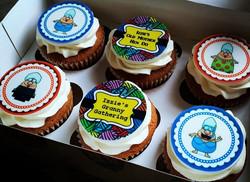 Granny Hen Do Cupcakes