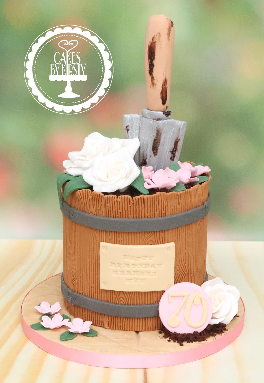 20201218 - Gardening Cake
