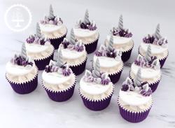 20190712 - Purple Unicorn Cupcakes