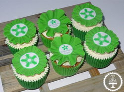 St George's Crypt Cupcakes